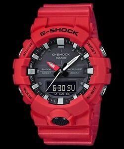 GA-800-4A-G-Shock-Montres-Resine-Bande-Analogique-Numerique
