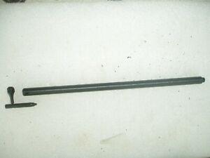 Crosman one piece brass bolt .22 caliber new.