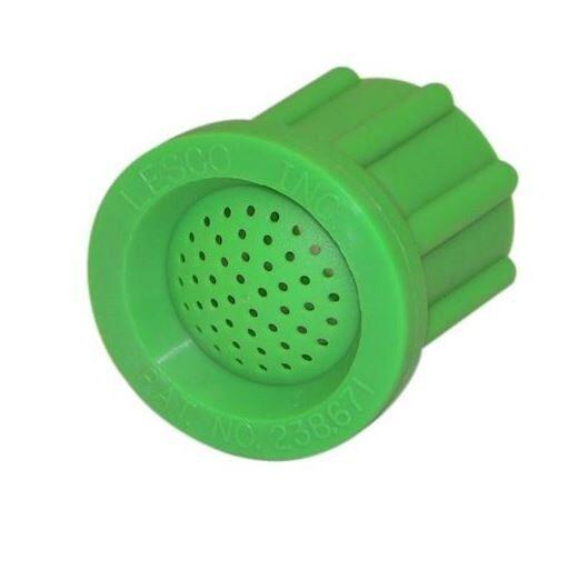 NEW - John Deere / Lesco Chemlawn Spray Gun Nozzle 1qty (Green 3.0gpm)