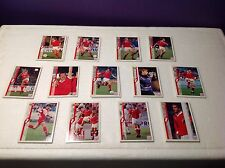 (83) Team Switzerland Soccer Cards UPPER DECK USA WORLD CUP Contenders 1994