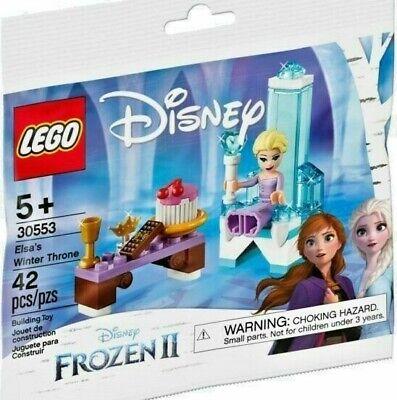 Frozen Minifigures Building Blocks Elsa