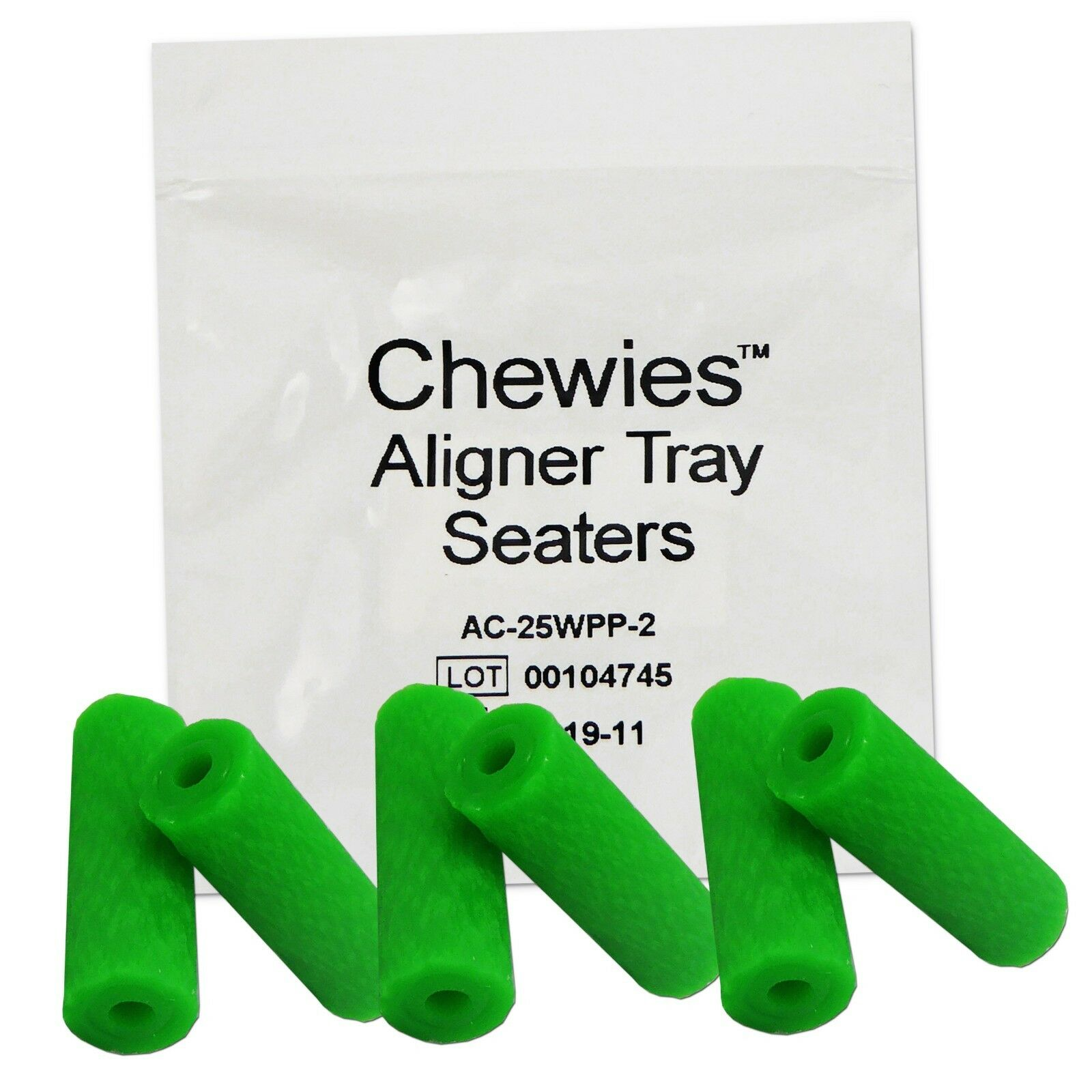 6 Green / Mint Chewies