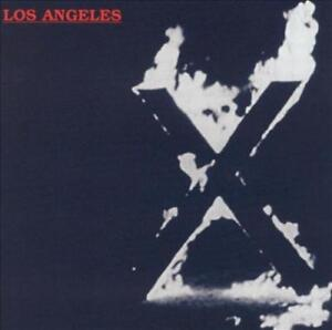 X-LOS-ANGELES-PA-REMASTER-NEW-CD