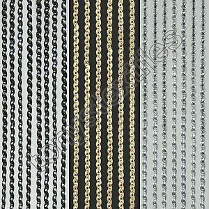 Sparkle String Window Door Curtain Net Panel Fly Screen