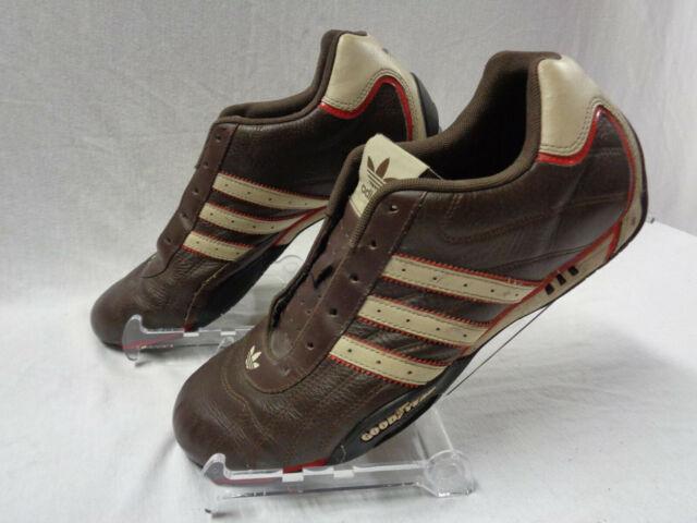 adidas originals adiracer lo sneaker brown