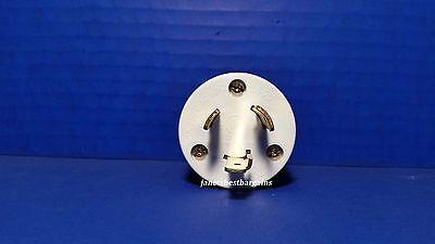 2P Twist Lock Male Plug NEW KEDU NEMA L6-20P 250V 20 Amp 3W