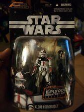 Hasbro Star Wars Greatest Hits Basic Figure Episode 3 Clone Commander 87259