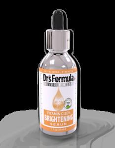 DR'S FORMULA  Vitamin C 20% Brightening Serum 1 fl.oz - New in Box Exp 6/2026