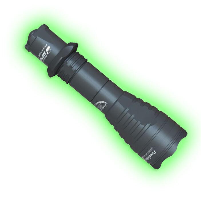 Armytek Predator Pro v3 XB-H 700 Lumens Flashlight -Uses 1x 18650 Battery