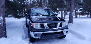 2008 Nissan Frontier for sale as is-not safitied