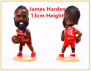 Houston Rockets #13 James Harden Bobblehead Figure 13cm Tall