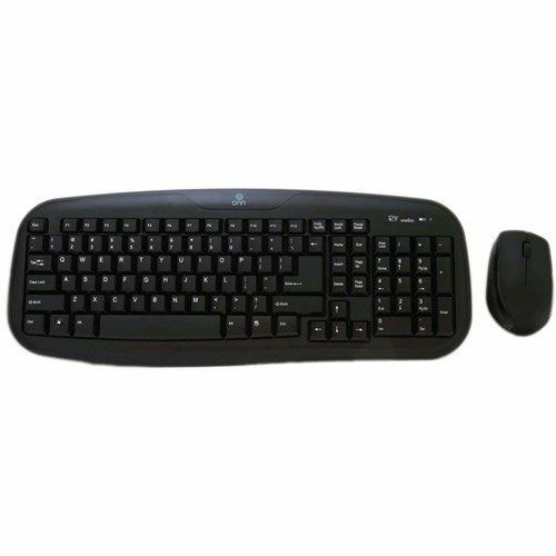 REFURBISHED Onn LS6400R Wireless Keyboard And Mouse