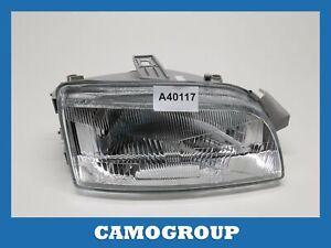 Front Headlight Right Front Right Headlight Depo For FIAT Punto 176