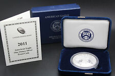 2011 W American Eagle 1 oz Silver Proof Coin U.S. Mint