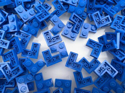 New 2x2 Blue Corner Plate LEGO 2420 15 Pieces Per Order