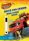 Blaze Race and Learn Wipe-Clean Book by Centum Books (Paperback, 2016)