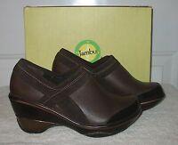 Jambu Calli Classic Women's Walking Shoes Clogs Booties Brown Sz 7 Orig $128