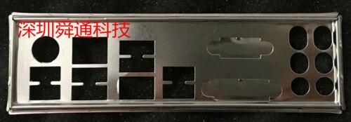 IO I//O Shield Back Plate BackPlate Blende Bracket for MSI Z77A-G43 CY