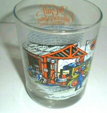 Vintage Gulf Oil Collectors/' Series 12 oz Glass /'Old Spindletop/'