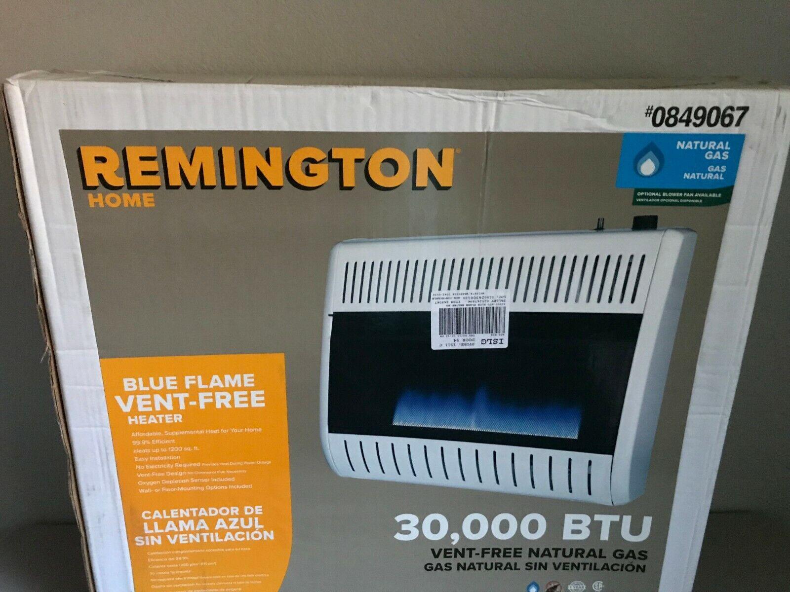 Remington Garage Heater Dandk Organizer
