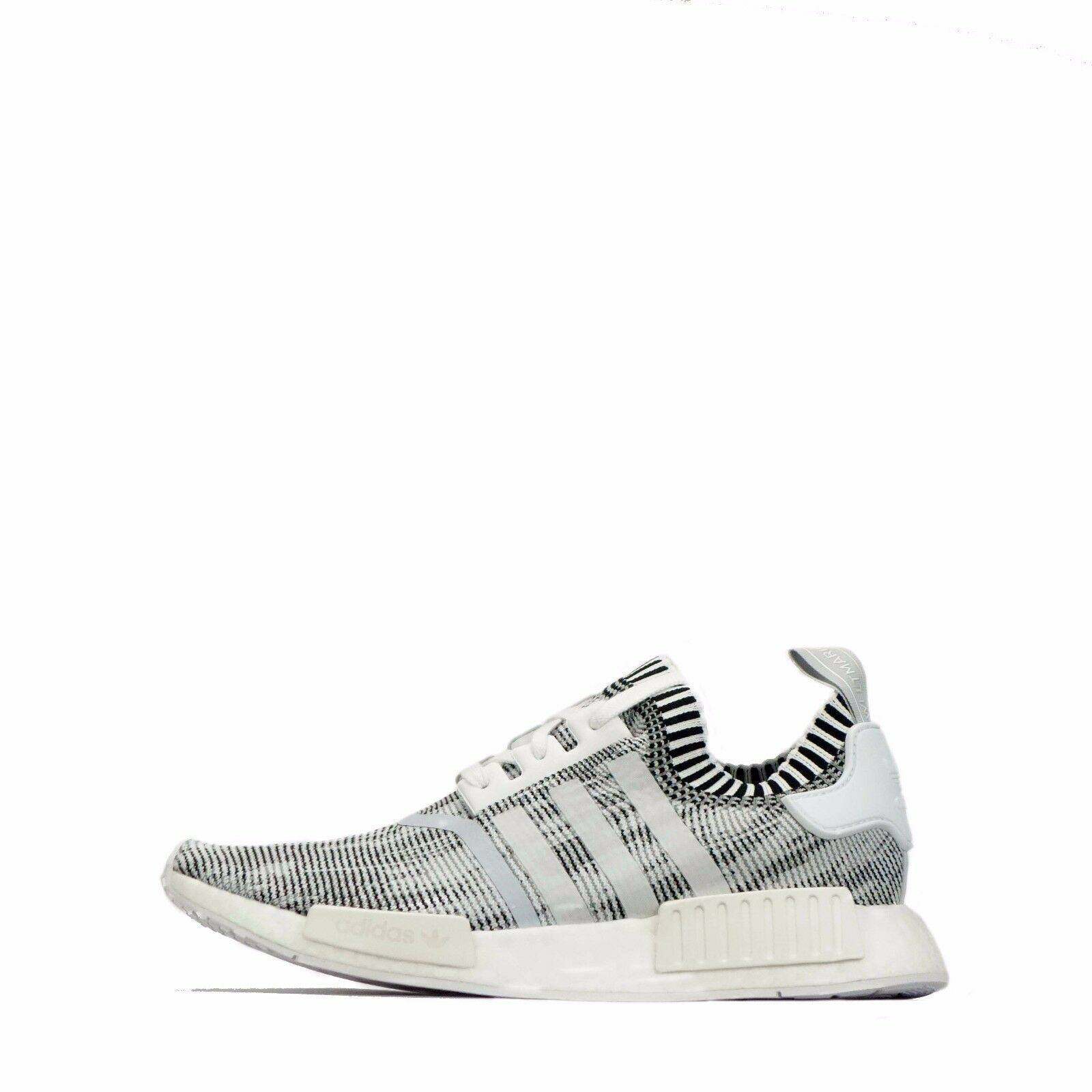 adidas Originals NMD_R1 Prime Knit Men's trainers Shoes White/Black
