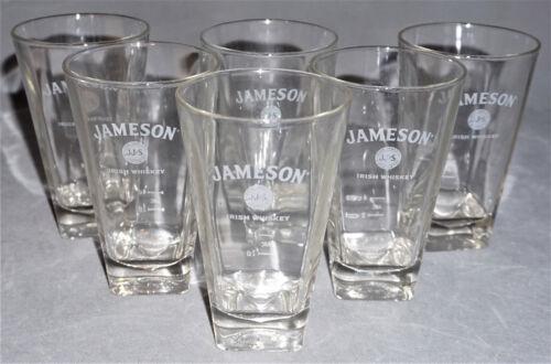 4cl Klar NEU OVP Jameson Irish Whisky Whiskey 6x Glas Longsdrinkglas Gläser 2cl