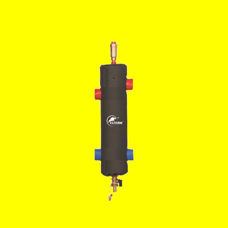 Hydraulische Weiche + magnetischer magnetischer magnetischer Separator SMART 40 70 100 115 156 kW isoliert a3b5e3