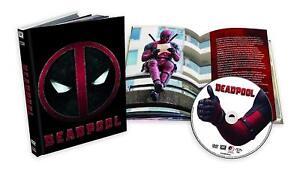 DEADPOOL-DIGIBOOK-DVD-LIBRO-NUEVO-SIN-ABRIR