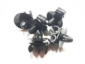 8mm FUEL PIPE CLIPS MK1 MK2 MK3 CORTINA ESCORT CAPRI 2.8 I KITCAR CUSTOM HOTROD