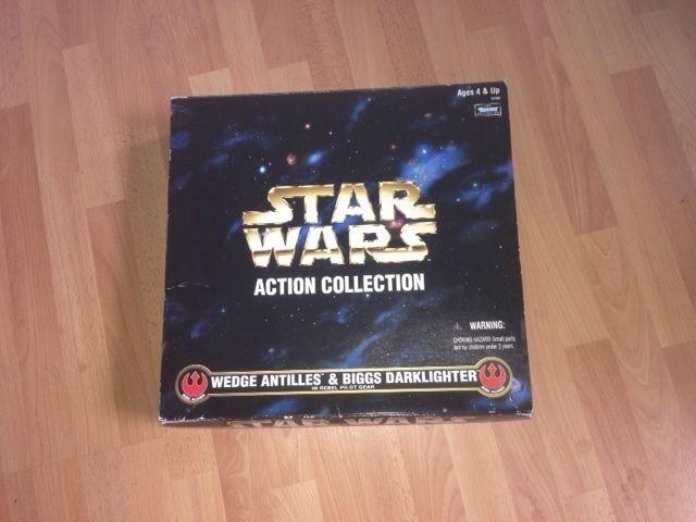 Star Wars WEDGE ANTILLES & BIGGS DARKLIGHTER 12