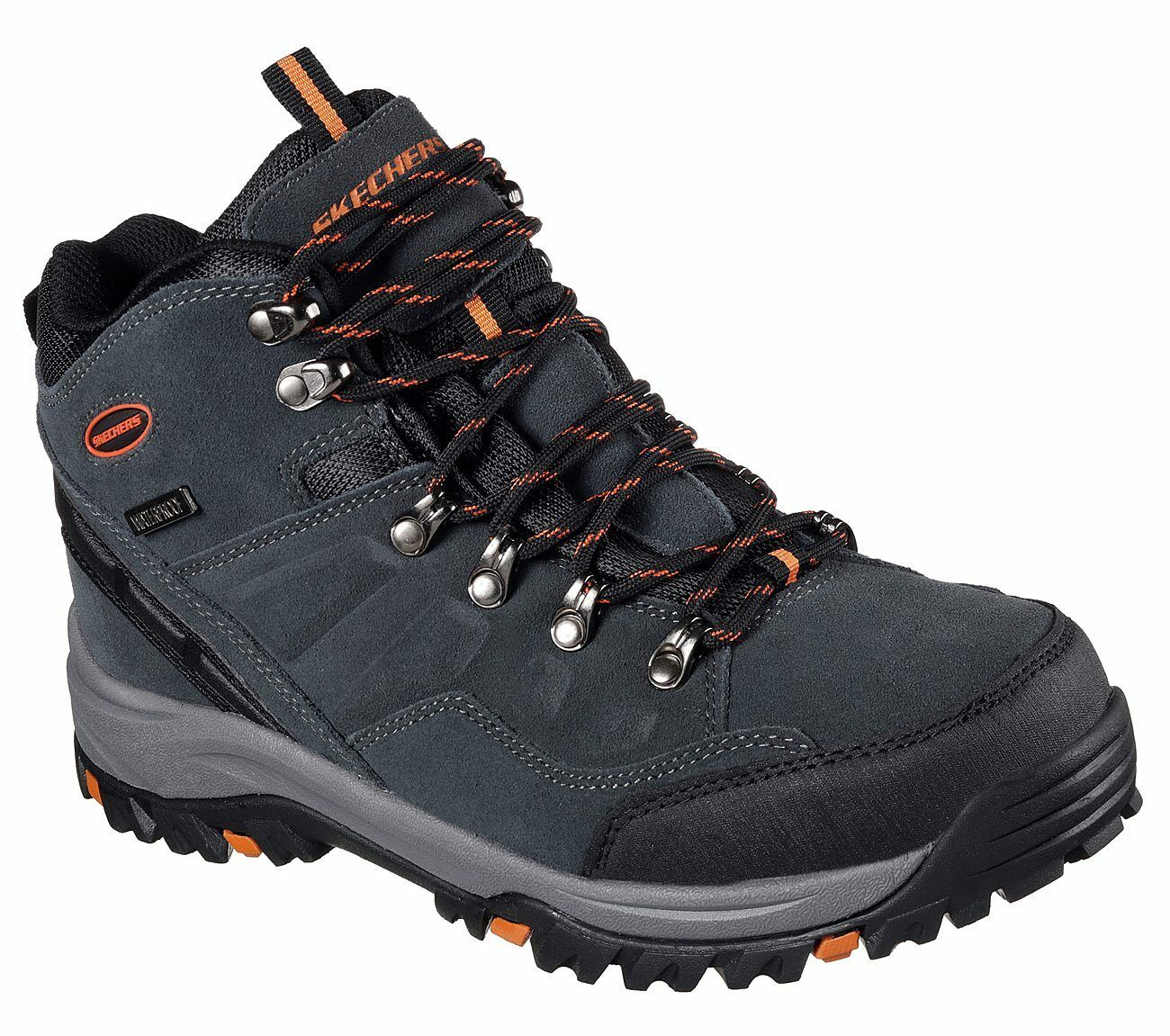 Skechers Pelmo Relaxed Fit relment Pelmo Skechers Stivali impermeabile Memory Foam Escursionismo Scarpa da uomo a3219e