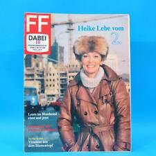 DDR FF-Dabei 10-1986 / 03.-09.03. 40 Jahre FDJ Louis de Funes MS Arkona Leonow