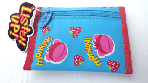 cheeky monkey purse holiday wallet girls ladies novelty character purse new