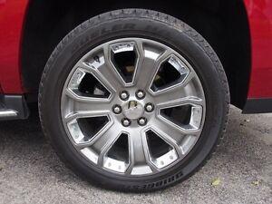 Image Is Loading 4 New 2017 Gmc Wheels 22x9 Hyper Silver