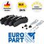 Bremsbeläge Actros MP2 MP3 Scania DAF Iveco MAN Bremsklötze für LKW