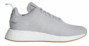874995c4514c5 Men s Adidas NMD R2 Casual Shoes Grey   Solar Slime Sz 9.5 CQ2403