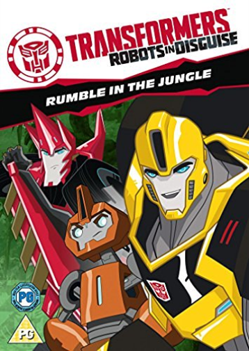 Transformers: Robots In Disguise Season 1 DVD NUOVO