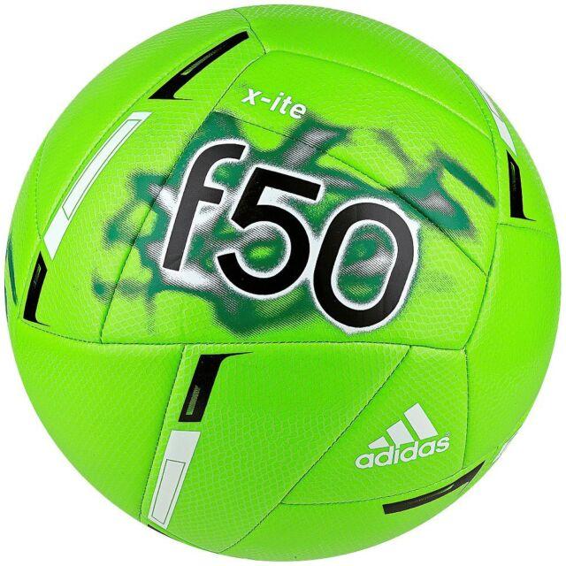 b600a56bf adidas Performance F50 X ITE II Soccer Ball Power Blue Warning ...
