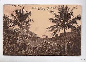 Carte-postale-MADAGASCAR-Nossi-Be-Col-des-Sadjoas-Dos-ecrit-1957