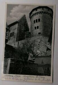 524-Antica-Cartolina-Stolberg-Rhld-Hauptturm-Der-Burg