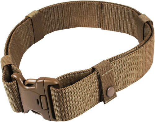 I.B.A Khaki Brand Battle Belt USGI Spec.-Ops Duty Belt