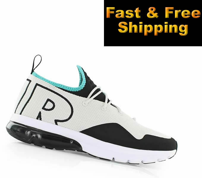 Nike Air Max Flair 50 Running shoes Mens Size 11.5 Airmax Bone Sport Turq Black