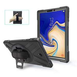For-Samsung-Galaxy-Tab-S4-10-5-SM-T830-Tablet-Armor-Rugged-Cover-Hard-Box-Case