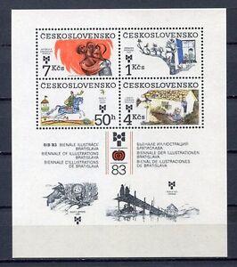 33375-Czechoslovakia-1983-MNH-Children-039-s-Book-S-S