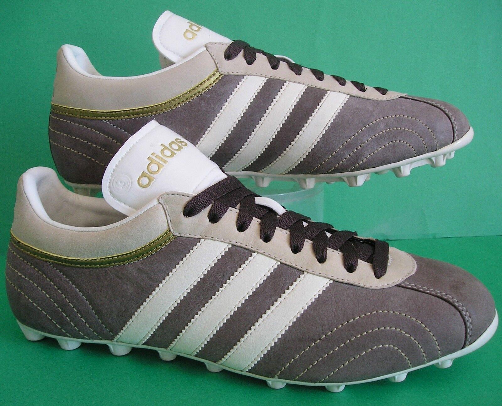Poco común  Adidas Fútbol Copa Zapato Bota de meta Cala f50 Mundial Manía  hombres 9.5
