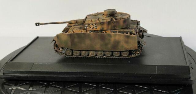 Dragon 1//72 Scale WWII German  Pz.Kpfw.IV Ausf.H Panzer Tank 60654