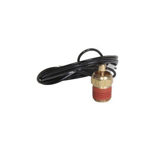 Tanque de 1/4 NPT Compresor Válvula De Drenaje De Agua De Condensado con 60 Cable Cable de tracción