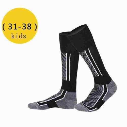 Waterproof Long Warm Breathable Ski Socks Thicken Winter Sports Men Women Child