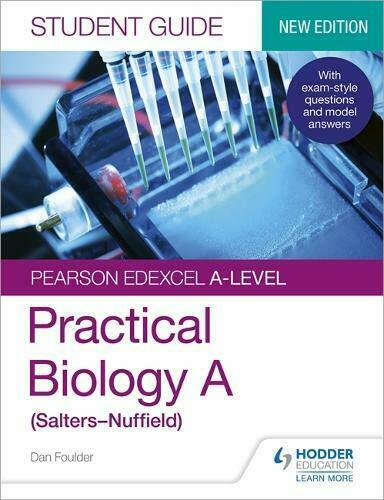 A2 biology coursework edexcel help