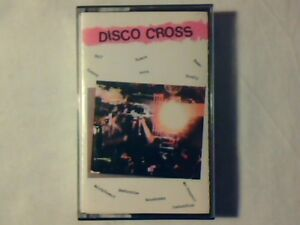 MC-Disco-cross-cassette-k7-FIREFLY-KASSO-RARISSIMA-COME-NUOVA-VERY-RARE-LIKE-NEW